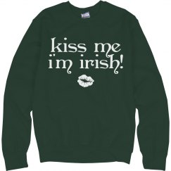 Kiss Me I'm Irish