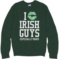 I Love Irish Guys