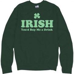 Irish You'd Buy Me...