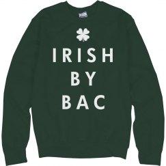 Irish By Blood Alcohol