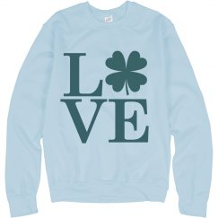 St Patrick Day Irish Love
