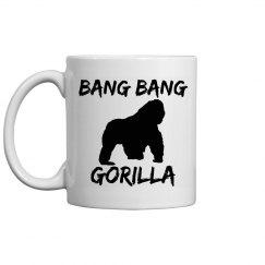 Bang Bang Gorilla (coffee mug)