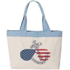 Patriotic Shades &Anchor America