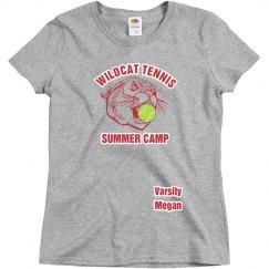 Wildcat Tennis Camp