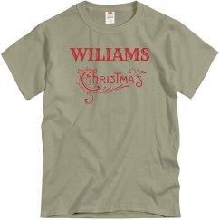 Williams christmas