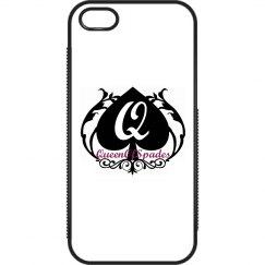 QoS Rubber iPhone 5 / 5s Case