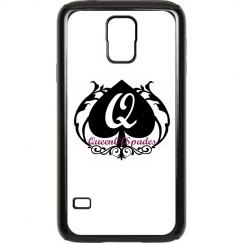 QoS Samsung Galaxy S 5 Rubber and Plastic Case