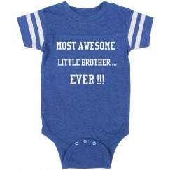 Awesome Little Brother (Infant)
