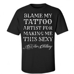 Blame - Men's T
