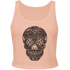 Fancy Distressed Skull