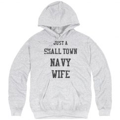 Small town navy wife