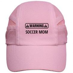 Warning soccer mom