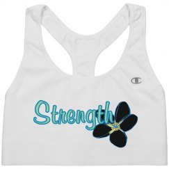 Strength sports bra