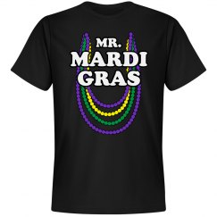 Mr. Mardi Gras