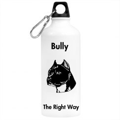 Bully Aluminum Bottle