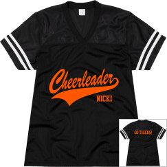 Cheer Jersey w/ Back