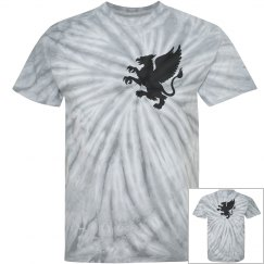 Griffin Tie-dye Back and front