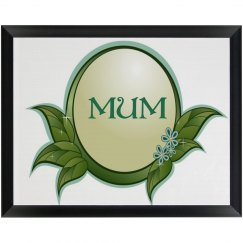 Mum Wall Plaque