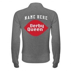 Custom Name Derby Queen Jacket