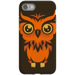 Orange Owl iPhone