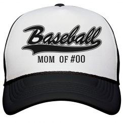 Baseball Mom Jersey Number