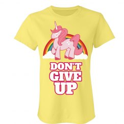 Don't Give Up