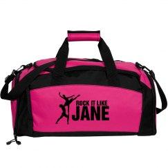Rock it like Jane