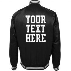 Custom Text Bomber
