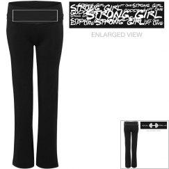 Strong Girl Yoga Pants