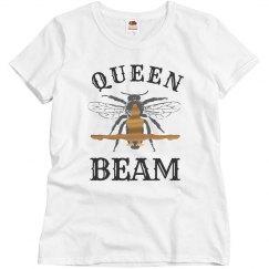 Metallic Queen Beam Gymnastics