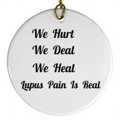 Lupus Pain Is Real