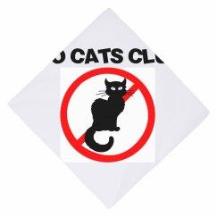 NO CATS CLUB