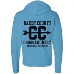 A Neon Cross Country Fan
