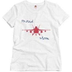 Proud AF mom