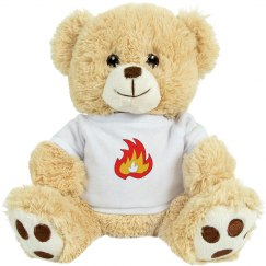 Flame Gurl Flame Lion