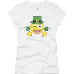 Emoji St Patricks Day