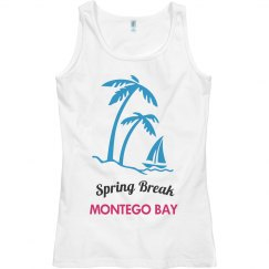 spring break montego bay