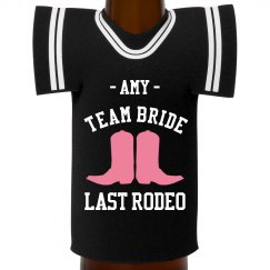 Custom Team Bride Rodeo
