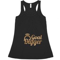 She a goal digger