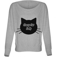 Crazy Cat lady sweatshirt