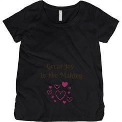Great Joy in the making