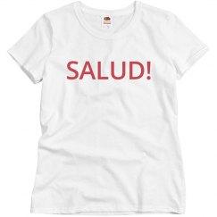 Salud! Grey/Red