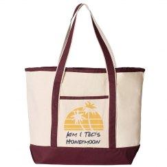 Honeymoon Beach Bag