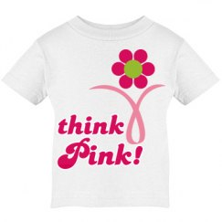 Think Pink Cancer Tee