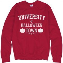 University of Halloween Town Sweater