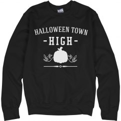 Halloween Town High Sweater