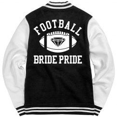 Football Bride Pride