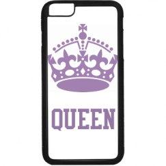 Queen Phone Case ( iPhone 6 Plus)