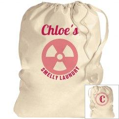 CHLOE. Laundry bag
