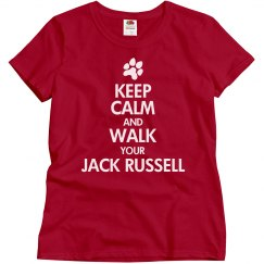 Walk your jack russell